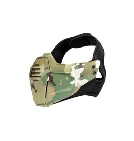 Ultimate Tactical Armor protective mask for FAST helmets - MultiCam