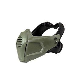 Ultimate Tactical Armor Schutzmaske für FAST Helme - OD