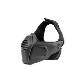 Ultimate Tactical Armor protective mask for FAST helmets - BK
