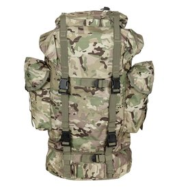 MFH Combat backpack BW 65 l - MC