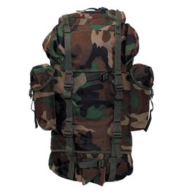 MFH Combat backpack BW 65 l - WL
