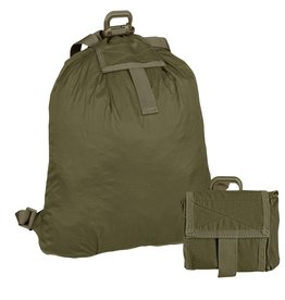Mil-Tec Roll-up backpack - OD