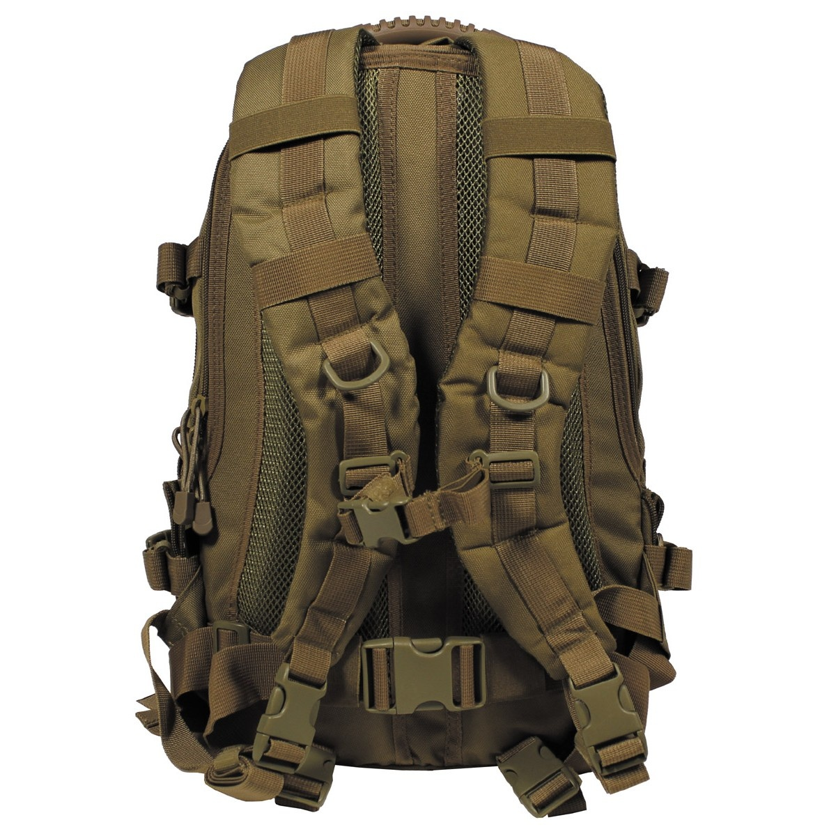 MFH Backpack action 40l - TAN