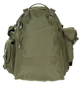 MFH Backpack combo 40l - OD