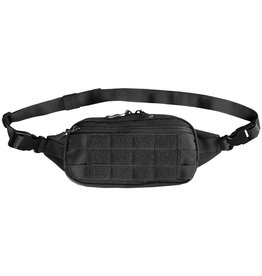 Mil-Tec Belt bag Molle - BK