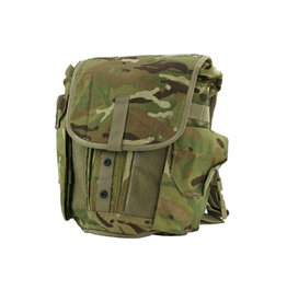 AO Tactical Gear Sac masque à gaz GB MOLLE - MTP