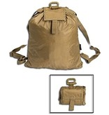 Mil-Tec Roll-up backpack - TAN
