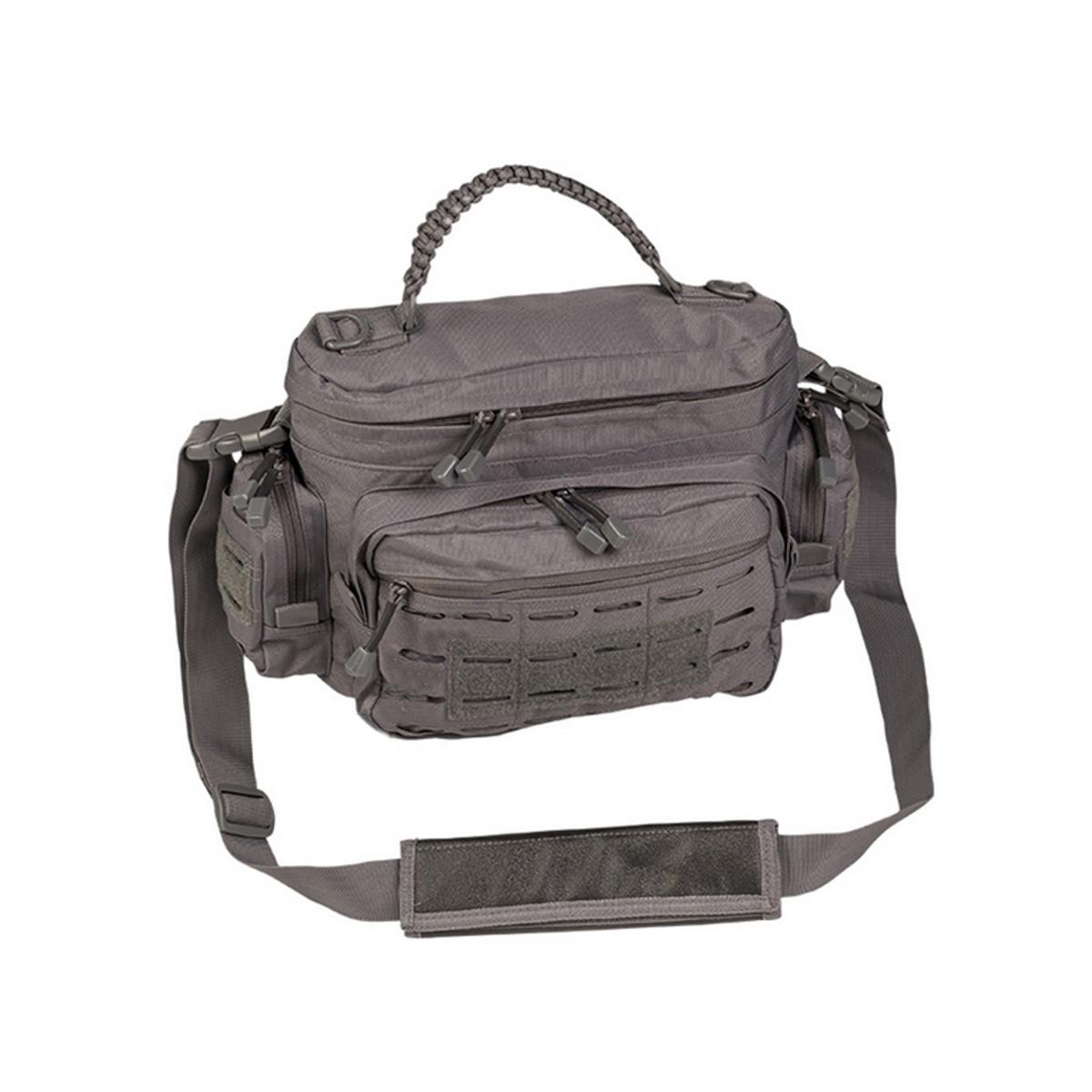 Mil-Tec Shoulder bag MOLLE Laser 7l - GR