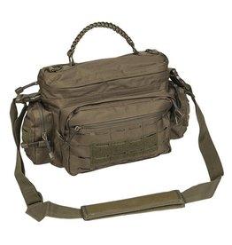 Mil-Tec Shoulder bag MOLLE Laser 10l - OD