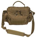 Mil-Tec Shoulder bag MOLLE Laser 10l - TAN
