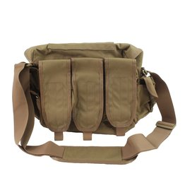 ACM Tactical Ammunition shoulder bag grab bag - TAN