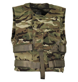AO Tactical Gear Gilet de protection tactique GB - MTP