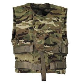 AO Tactical Gear Taktische Schutzweste GB - MTP