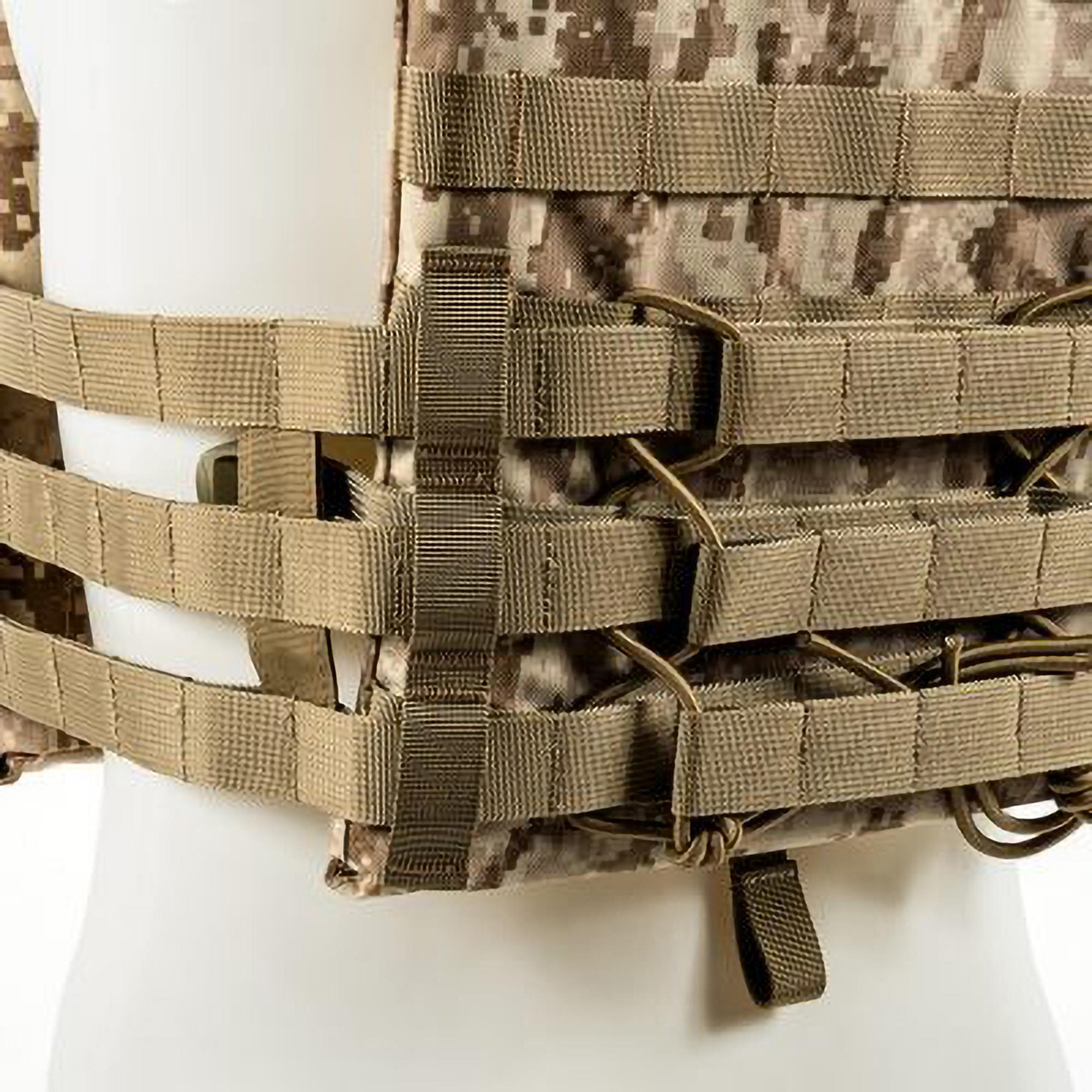 Black River Tactical vest JPC - Digital TAN