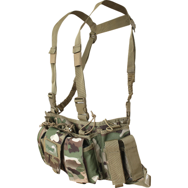 Viper Special OPS Chest Rig - MC