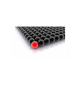Valken Kal.68 RBalls - Balles en nylon dur réutilisables - 500 pièces