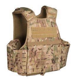 Mil-Tec Mission vest Carrier Laser Cut - MC