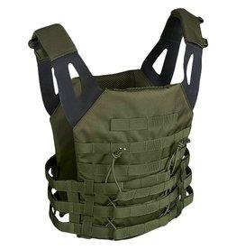 Mil-Tec Plate carrier vest Gen II - OD