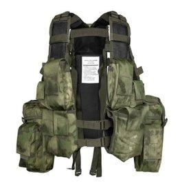 Mil-Tec Tactical Einsatzweste 12 Taschen - FG
