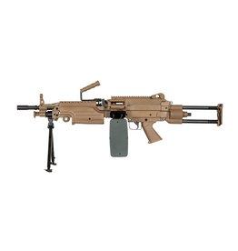 Specna Arms SA-249 Core Para AEG LMG 1.49 Joule - TAN
