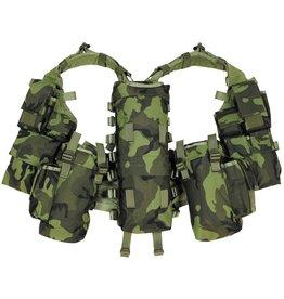 MFH Tactical Weste, div. Taschen - M 95 CZ