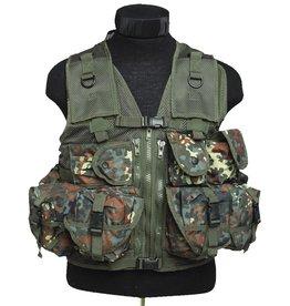 Mil-Tec US Einsatzweste Tactical - GF