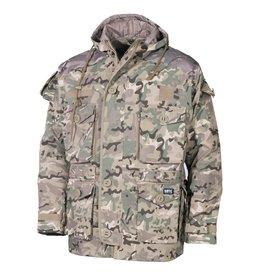 "MFH Command jacket ""Smock"" Rip Stop - Operation-camo"