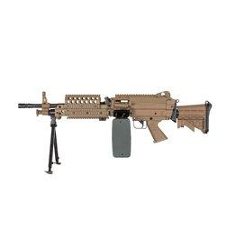 Specna Arms SA-46 Core AEG LMG 1.49 joules - TAN