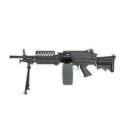 Specna Arms SA-46 Core AEG LMG 1.49 joules - BK