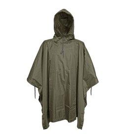 Mil-Tec Rain poncho Rip-stop - OD