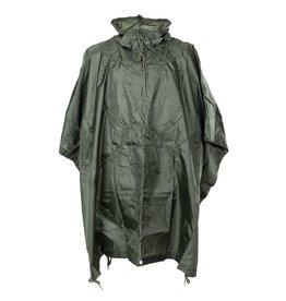 MFH Rain poncho Rip-stop - OD