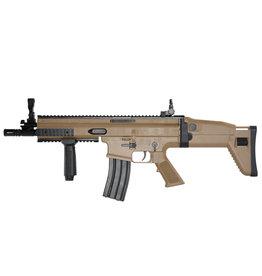 Cybergun FN SCAR Light Action Spring 0,90 Joule - TAN