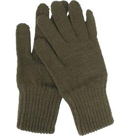 AO Tactical Gear Gants en laine d'origine de l'armée belge - OD