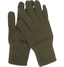 AO Tactical Gear Original Belgian Army woolen gloves - OD