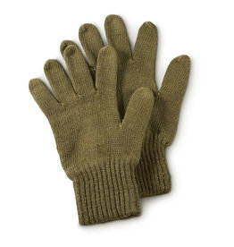 AO Tactical Gear US Army Genuine Wool Gloves - TAN
