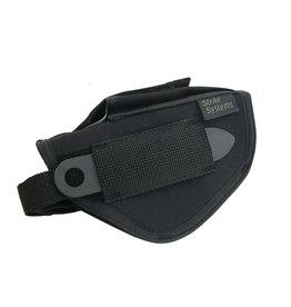 ASG Mid-size thigh holster MK23, DE50 - BK