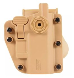 Swiss Arms Universal holster ADAPT-X Level 2 - Coyote