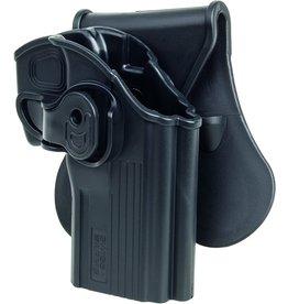 Swiss Arms Holster de ceinture en polymère MP - BK