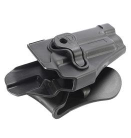 Swiss Arms Holster de ceinture polymère SIG - BK