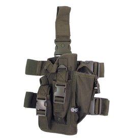 MFH Pistol leg holster right - OD