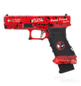 WE Tech Ascend Deadpool DP17 GBB 0,84 julios - BK