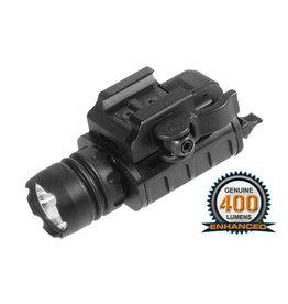 UTG 400 Lumen Combat LED Flashlight - BK