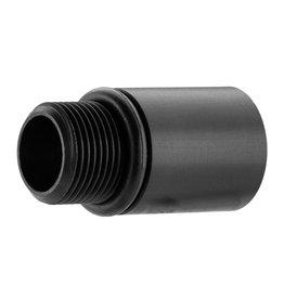 BO Manufacture Schalldämpfer Adapter +16mm CW auf -14mm CCW