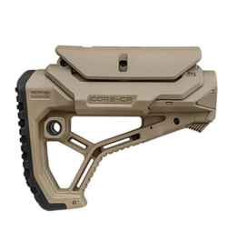 FAB Defense GL-CORE CP AR15 / M4 Buttstock Mil-Spec - TAN