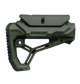 FAB Defense GL-CORE CP AR15 / M4 Buttstock Mil-Spec - OD