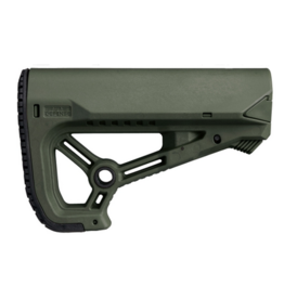 FAB Defense GL-CORE AR15/M4 Buttstock for Mil-Spec and Commercial Tubes - OD