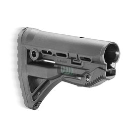 FAB Defense GL-SHOCK M4 / M16 Shock Absorbing Buttstock - BK