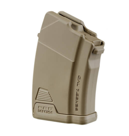 FAB Defense Ultimag AK 10R AK47 10 Rounds Polymer Magazine - TAN
