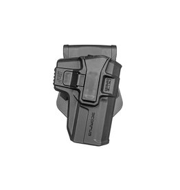 FAB Defense Scorpus M1 Level 1 Holster GLOCK - Rechts - BK
