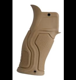 FAB Defense GRADUS Rubberized Reduced Angle Ergonomic Pistol Grip - TAN